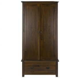 Boston 2 Door, 1 Drawer Wardrobe