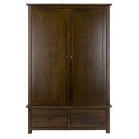 Boston 2 Door, 2 Drawer Wardrobe
