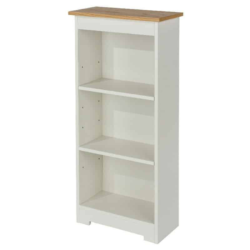 Colorado low and narrow bookcase cheap furniture for Cheap furniture uk