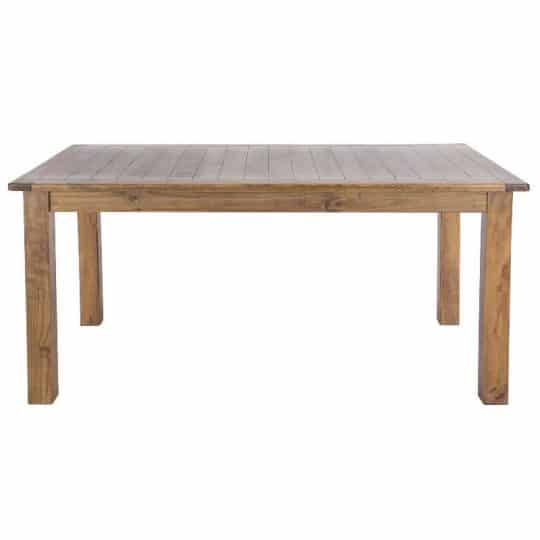 Denver premium 6 place dining table cheap furniture for Places to get cheap couches