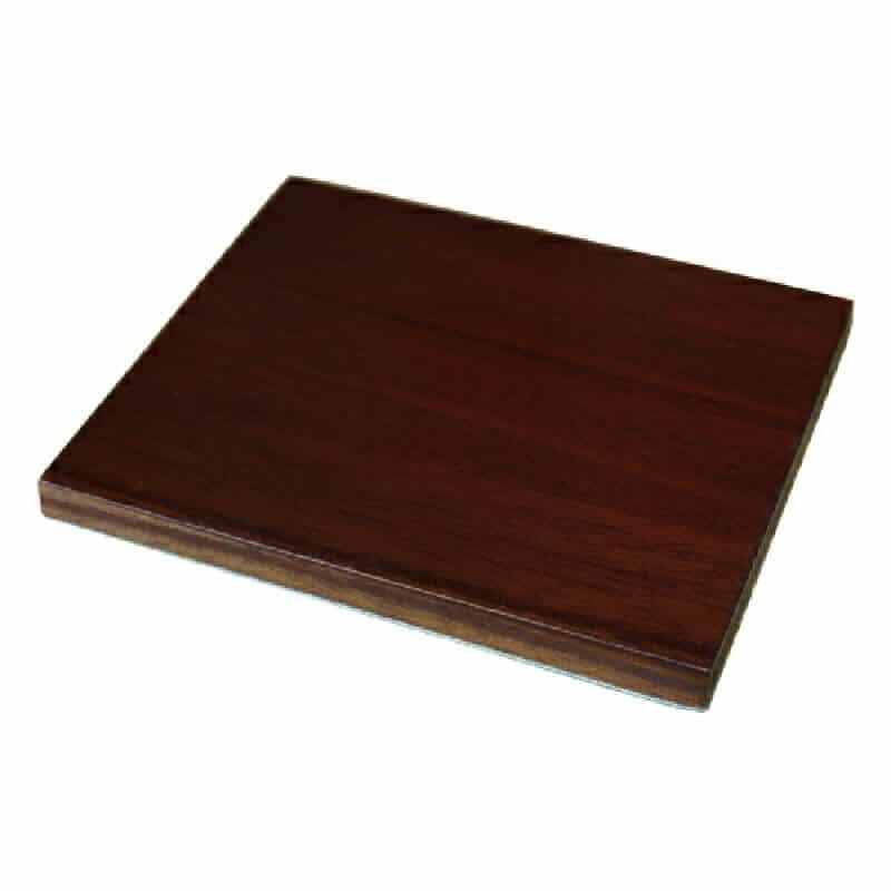 Solid Mahogany Wood Sample [La Roque]