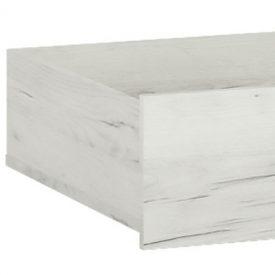 White Oak Full-Size Cot Drawer [Angel]