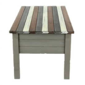 Grey Coffee Table [Corona Vintage]