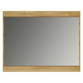 Oak Framed Wall Mirror [Cortina]