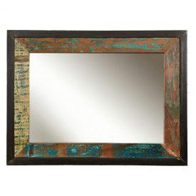 Reclaimed Large Mirror (landscape/portrait) [Urban Chic]