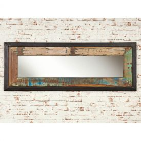 Reclaimed Medium Mirror (landscape/portrait) [Urban Chic]