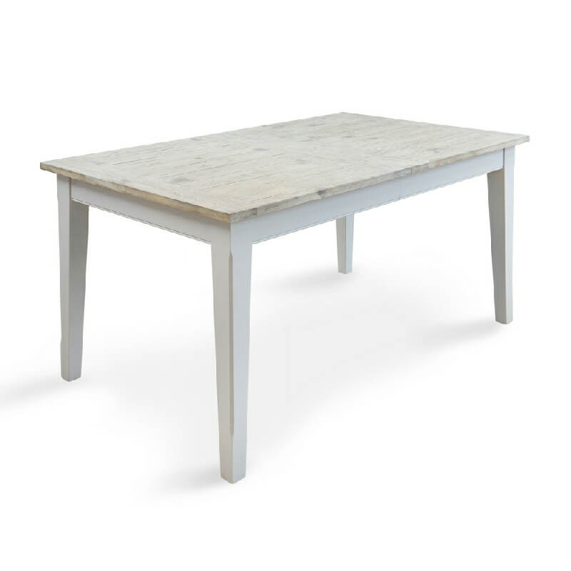 Signature Extending Dining Table Rectangular Grey