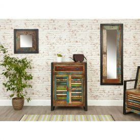 Reclaimed Small Mirror (straight/diagonal) [Urban Chic]