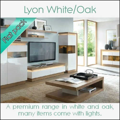 Lyon White/Oak