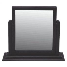 Carbon (dark grey) Dressing Table Mirror [Ayr]